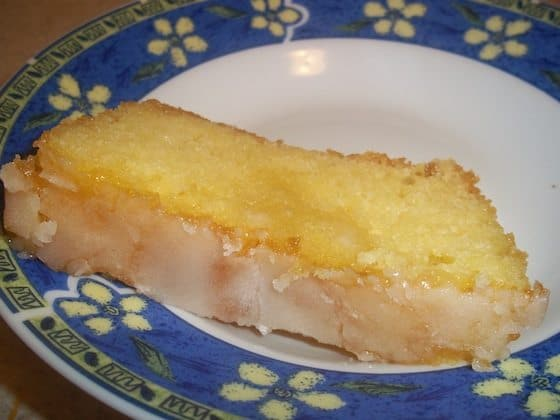Lemon Cake Recipes Using Box Mix: Light Lemon Pound Cake