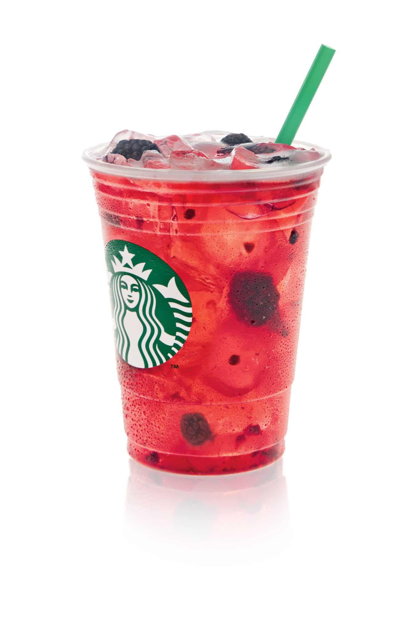 Starbucks Refresher Drinks