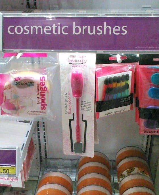 Beauty Spoon in Walmart v2