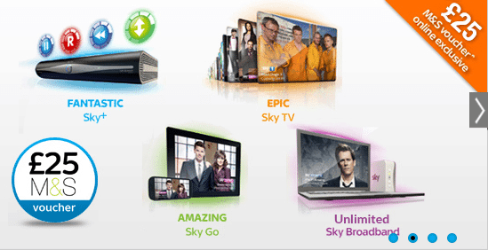 Sky Tv Offers >> Sky Tv Offers Uk Readers Saving You Dinero