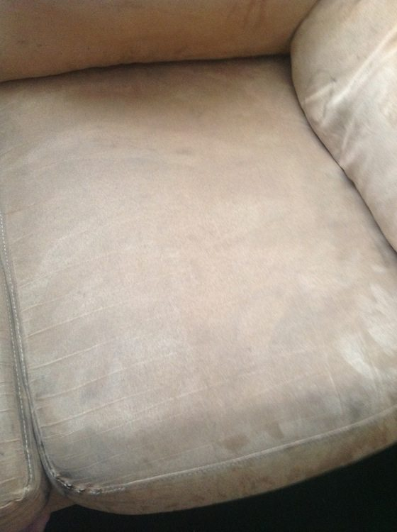 How To Spot Clean A Microsuede Couch Saving You Dinero