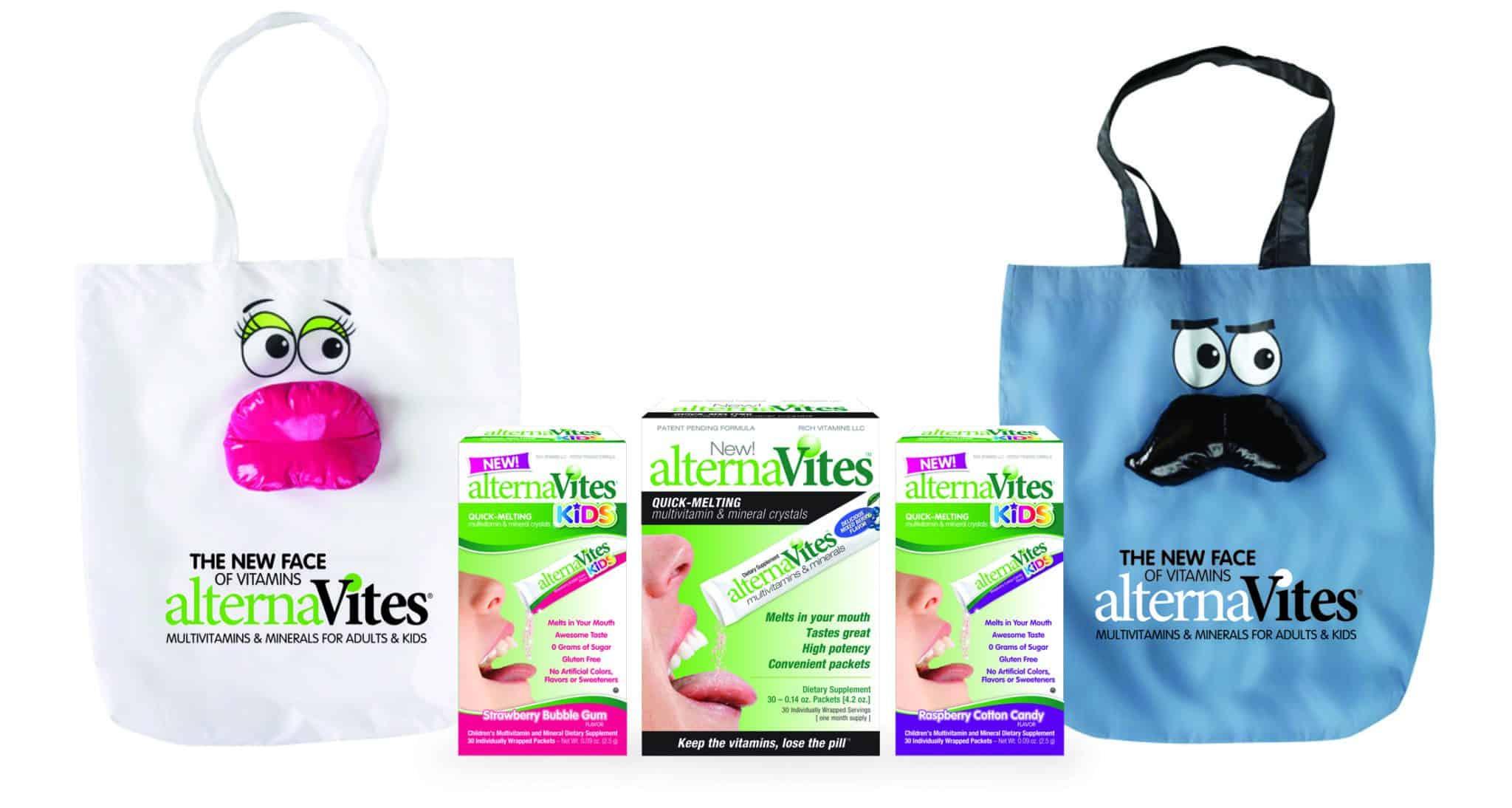 Win alternaVites Product + alternaVites Celeb Goody Bag ...