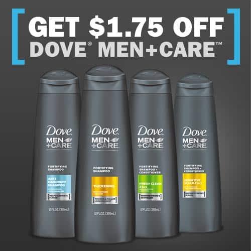 Dove Men Haircare