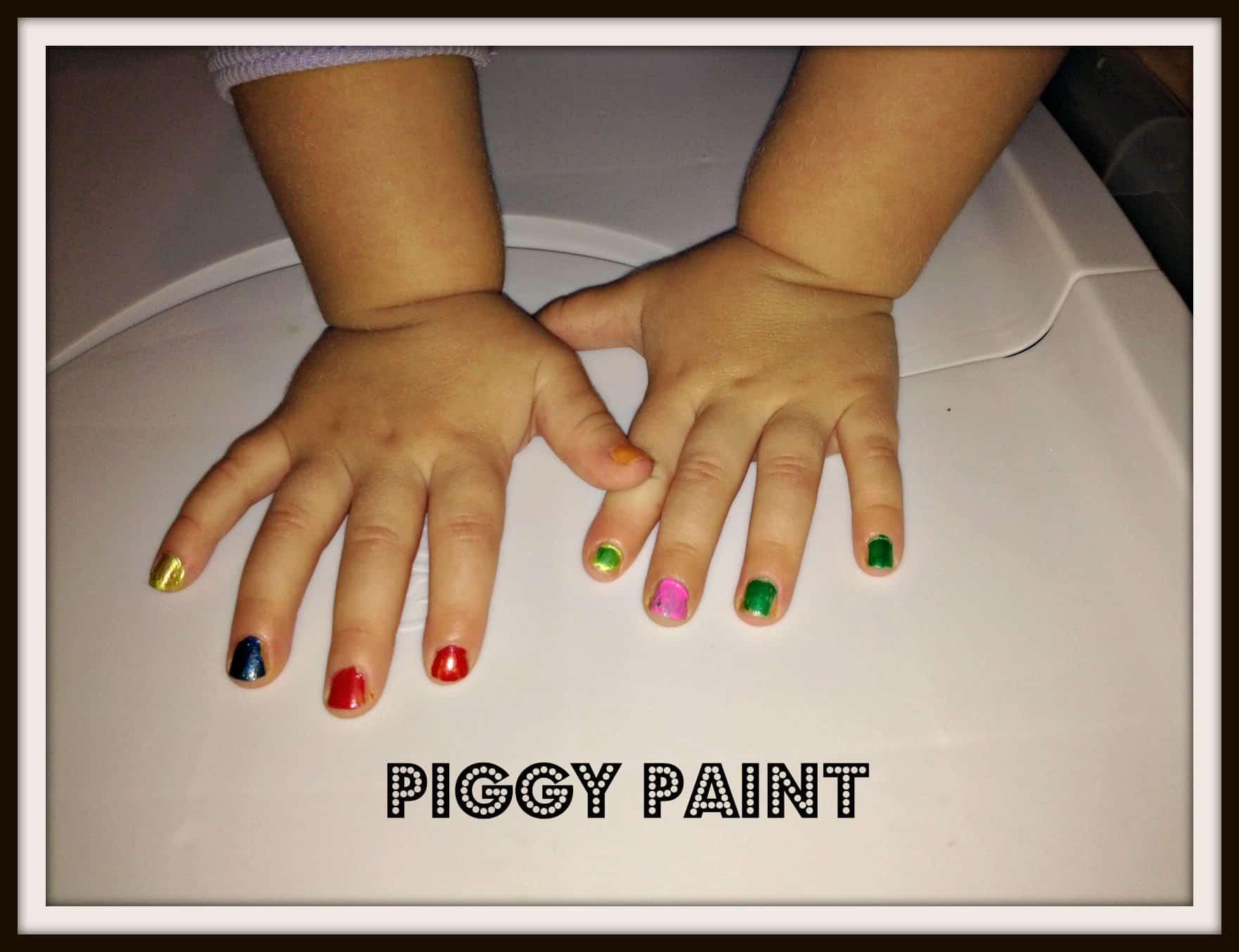 Piggy Paint - Safe Nail Polish For Kids + 15% Off Code - Saving You ...