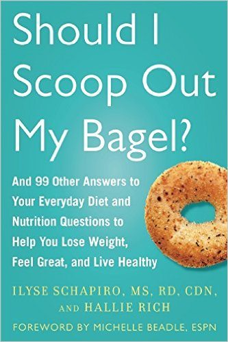 Got Questions About Food? Should I Scoop Out My Bagel Answers Them!
