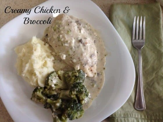 Chicken-Broccoli