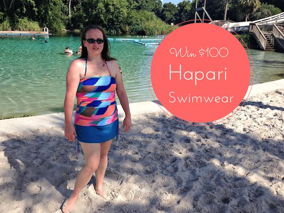 dbd63f19f2b6e Win $100. I have had the same bathing suit for a few years. So when Hapari.com  offered me a new bathing suit I was so excited. They have a huge selection  of ...