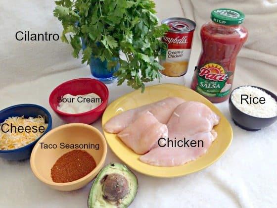 Ingredients Campbells