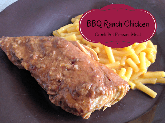 BBQ Ranch Chicken