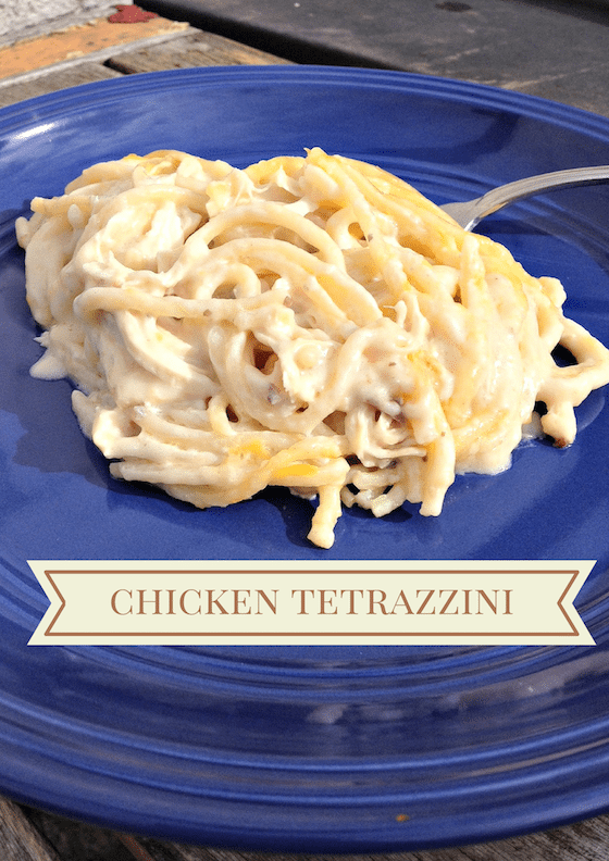 Chicken Tetrazzini (1)