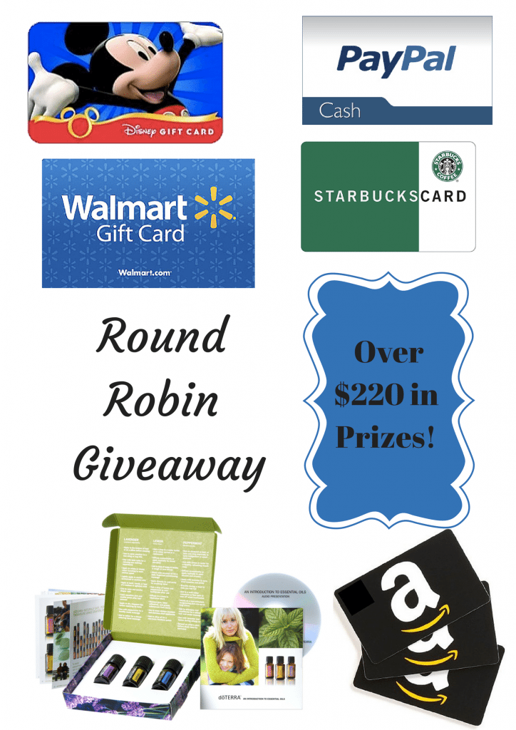 BloggerRound Robin Giveaway (1)
