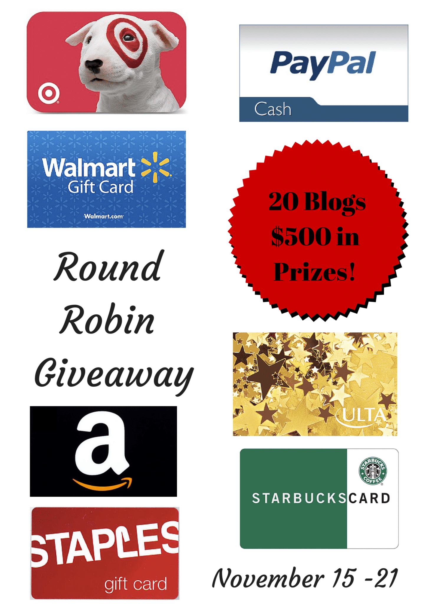 black friday gift card giveaway black friday giveaway 500 in gift cards saving you 4358