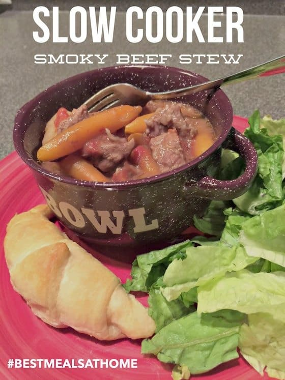 Slow Cooker Smoky Beef Stew + Win A $50 Publix Gift Card - Saving You ...