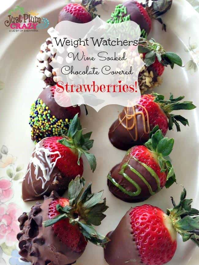 Chocolate Covered Strawberries For Valentines Day