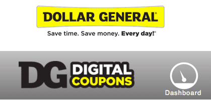 Dollar general digital coupons ads and more