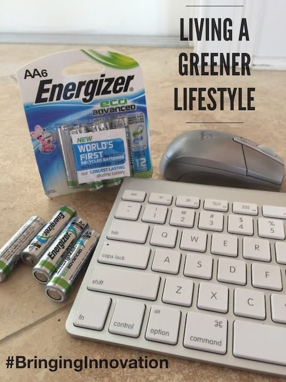 How We Are Living A Greener Lifestyle + $1,000 In Gift Cards Giveaway #BringingInnovation @Walmart #CBias #ad
