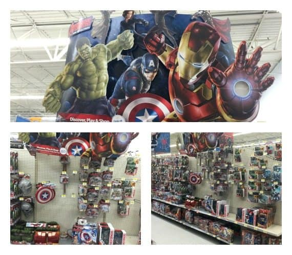 Walmart Toys For Boys Avengers : Family fun with marvel s the avengers age of ultron