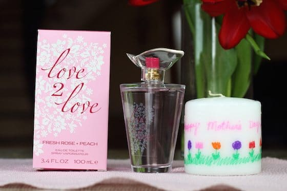 Beautiful Hand made DIY Mother's Day Scented Candle Love2Love Fragrances #L2LMom #CollectiveBias