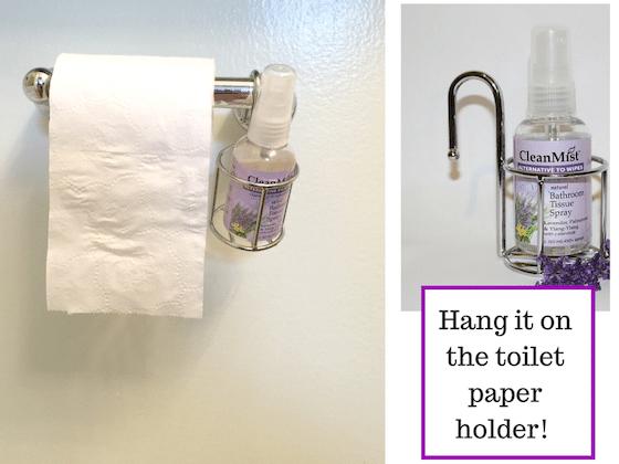 Cleanmist Bathroom Tissue Spray Saving You Dinero