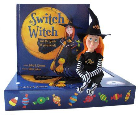 switch witch doll
