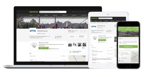 Introducing Groupon Pages