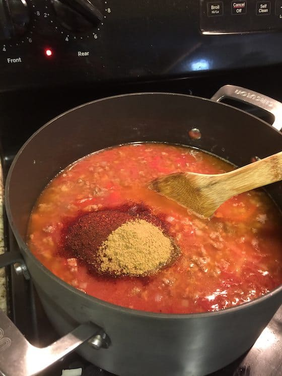 Family Favorite Chili Recipe
