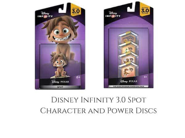 The Good Dinosaur Toys + Disney Infinity 3.0 #GoodDino