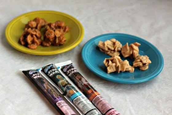 Star Wars™ Inspired No Bake Cereal Cookie Bars #AwakenYourTastebuds #CollectiveBias