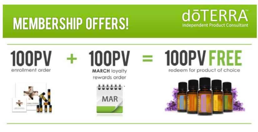 Get $100 Worth Of Free Oils