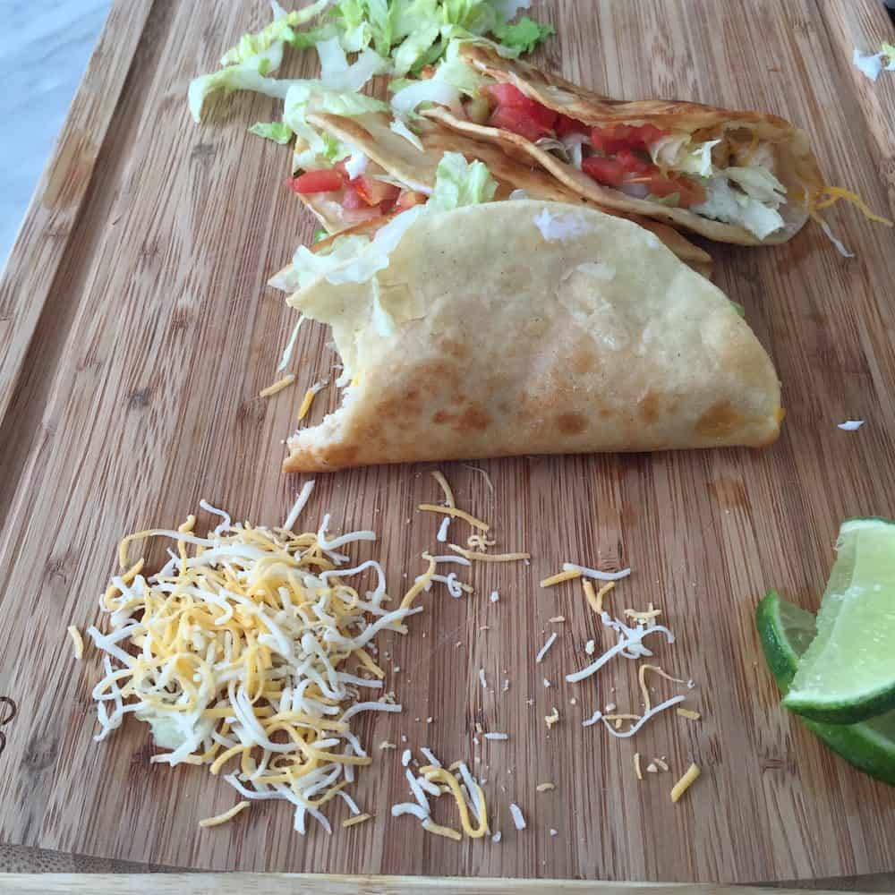 Be Ready For Game Time With Fried Chicken Tacos #GameForBasketball #CollectiveBias #ad