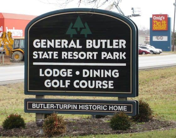 Fun Family Vacation At General Butler Park in Carrollton, Kentucky #‎generalbutlerstatepark‬