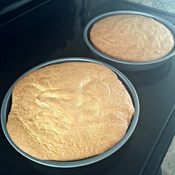 done cake