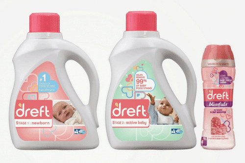 3 Tips For New Moms Dreft Giveaway Saving You Dinero