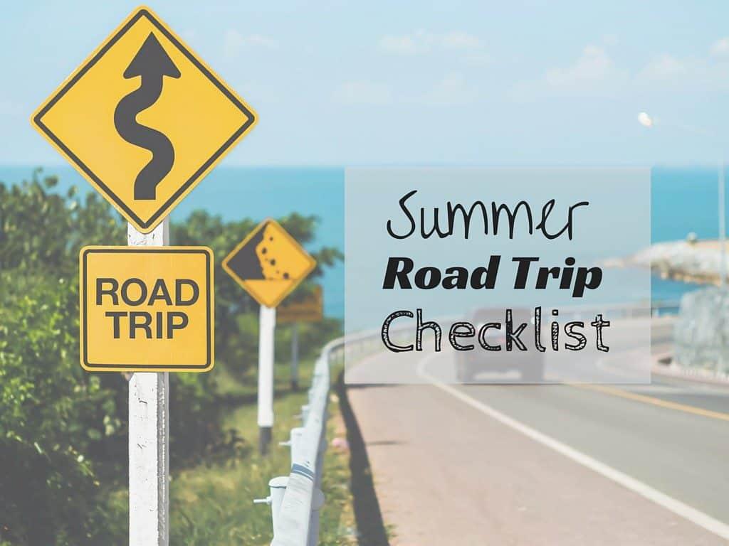 Summer Road Trip Checklist #SummerCarCare #CollectiveBias #ad
