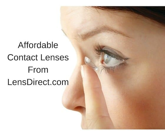 Affordable Contact Lenses From LensDirect.com