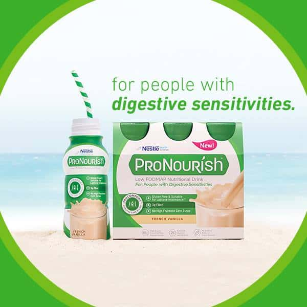 Support Digestive Health + Get a FREE Sample Of ProNourish!