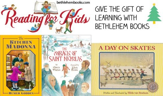 Give The Gift Of Learning With Bethlehem Books