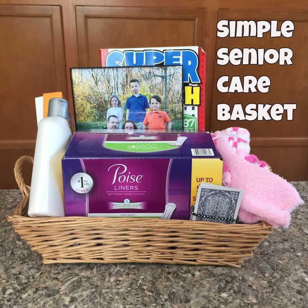 Senior Care Basket