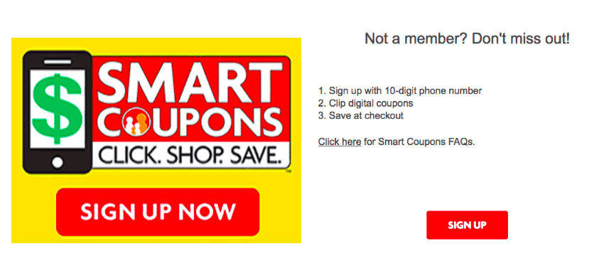 Family dollar smart coupons sign up