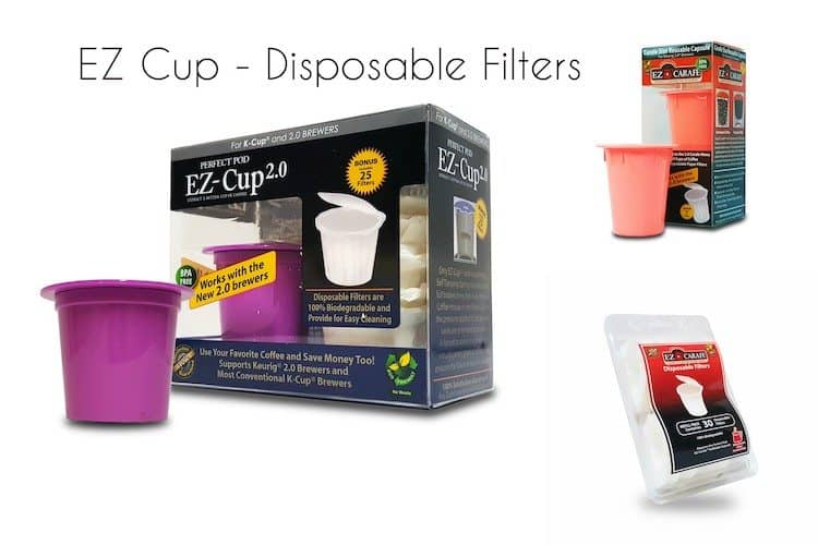 Enjoy Your Favorite Coffee In Your Keurig With an EZ Cup Refillable K-Cup