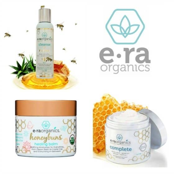 Heal Your Skin Problems Naturally With e-ra organics #ad