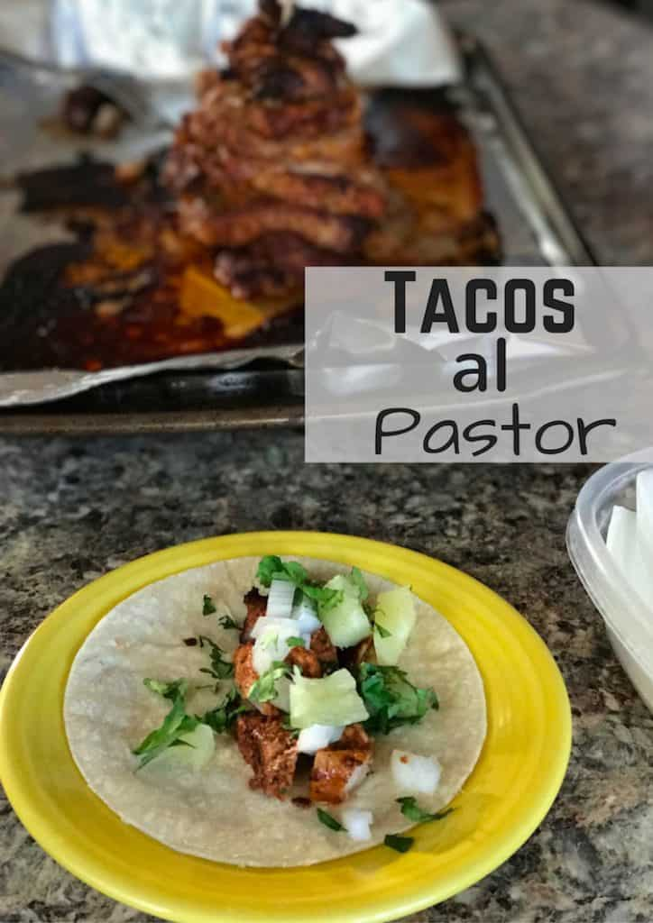 Tacos Al Pastor - Our Favorite Tacos From Mexico