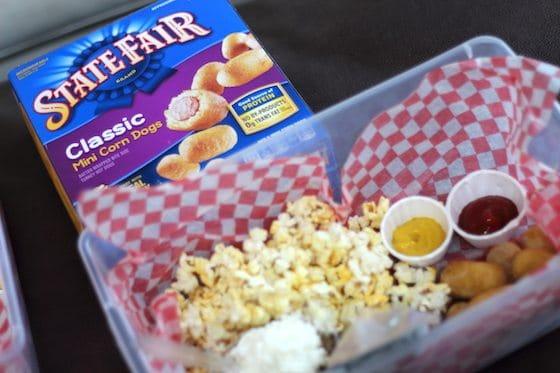 Corn Dogs + Movie + Snack Box = Perfect Family Movie Night #TysonFreeMovieNight