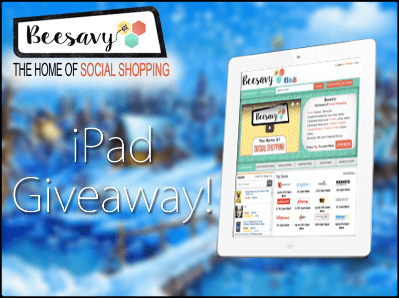 BeeSavy The Home Of Social Shopping Giveaway