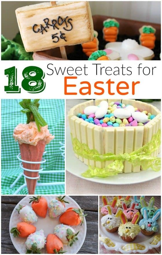 18 Sweet Treats for Easter