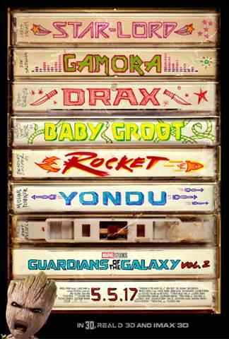 GUARDIANS OF THE GALAXY VOL. 2 - New Trailer #GotGVol2