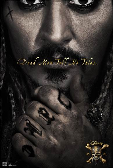 PIRATES OF THE CARIBBEAN: DEAD MEN TELL NO TALES (Extended Trailer) #APiratesDeathForMe #PiratesOfTheCaribbean