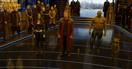 GUARDIANS OF THE GALAXY VOL. 2 - New Trailer #GotGVol2