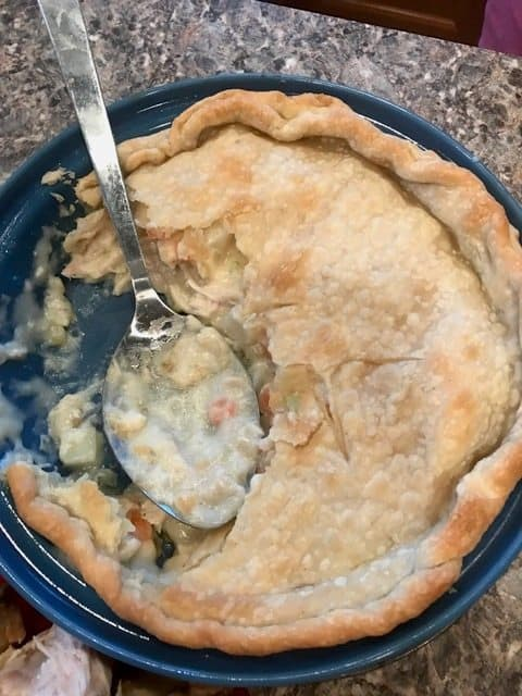 Chicken Pot Pie - The Ultimate Comfort Food