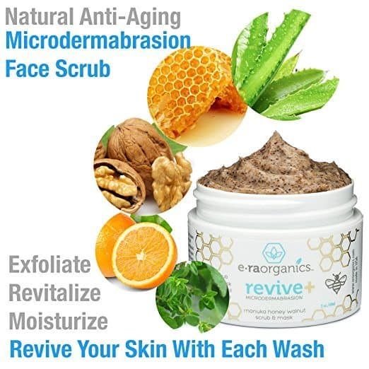 All natural facial products